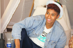 WNBA/Olympic Star Angel McCoughtry