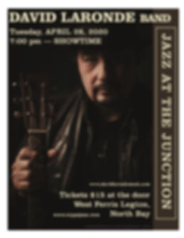 DLB-Jazz at the Junction - April 28 2020
