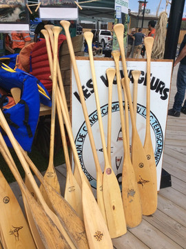Pick your paddle
