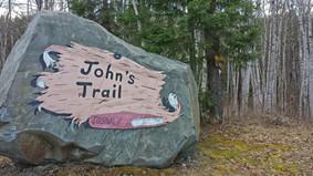 Johns Trail at Caribou Mountain
