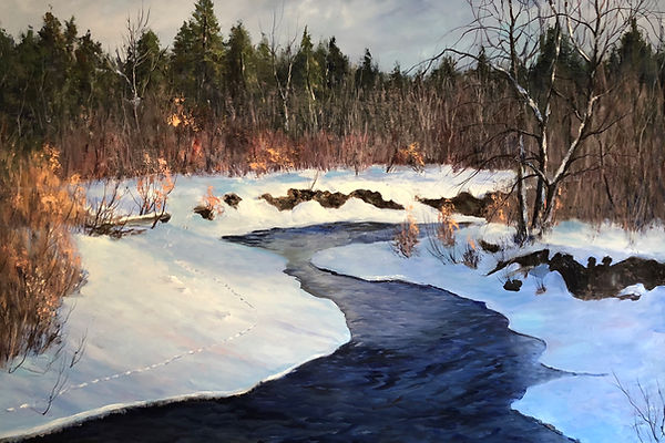 Canadian Nature Painting