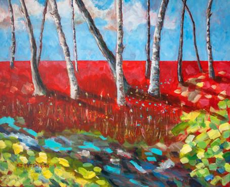Blog-Spring Birches
