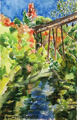 Rail Bridge Leaside