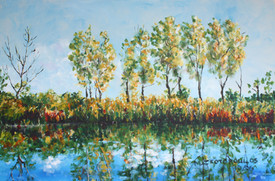 """Reflections-2006-24""""x 36"""""""