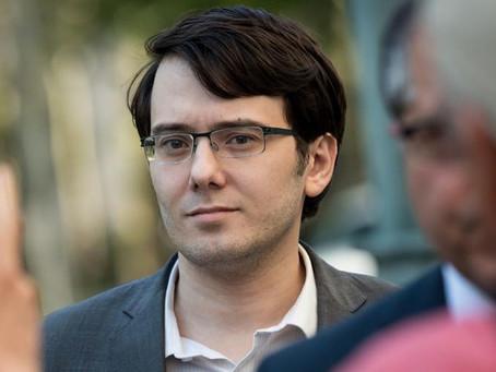 'Pharma Bro' Martin Shkreli sued in NY for 'monopolizing life-saving drug'