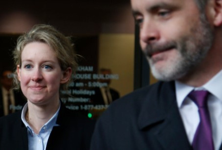 Theranos founder Elizabeth Holmes' attack on new criminal charge 'too much,' feds argue