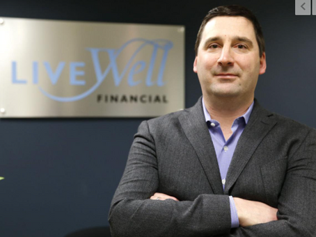 Michael Hild, founder and CEO of Live Well Financial, will have his day in federal court