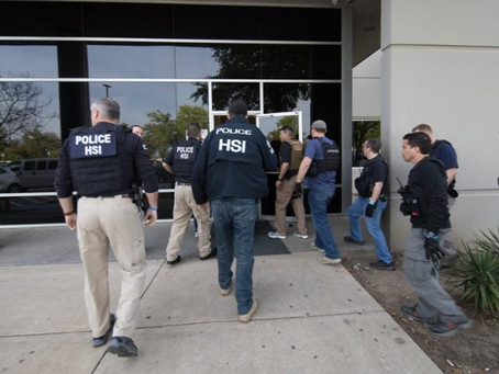 ICE launches operation targeting COVID-19 fraud