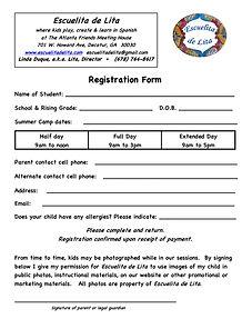 *NewSummerCamps_REGISTRATION*&PROMO form
