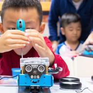 Building & coding my robot!
