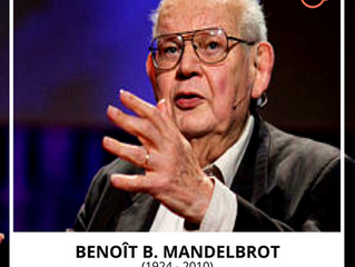 【STEM 教育 - 當年今日系列】 數學家Benoît B. Mandelbrot