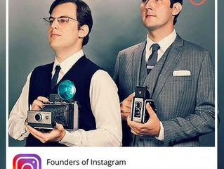 【科技名人篇 之 究竟Instagram點誕生?!】