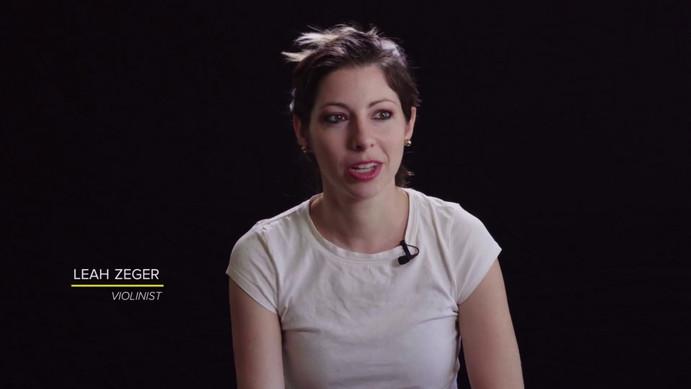 Leah Zeger | Behind the Scenes | Part 4