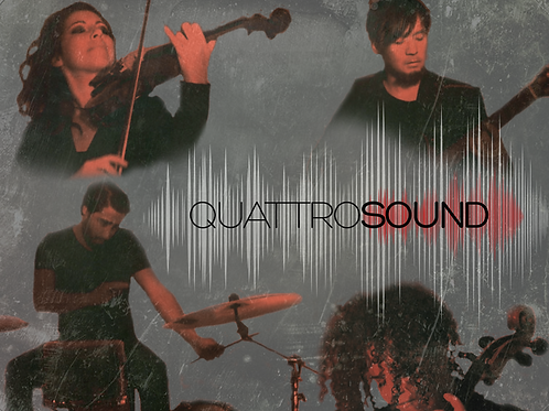 Quattrosound (physical album)