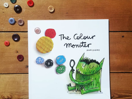 Children's Book Review: The Colour Monster By Anna Llenas