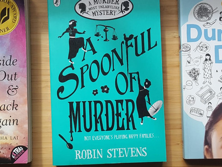 Children's Book Review: A Spoonful of Murder by Robin Stevens