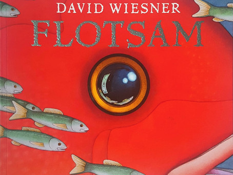 Children's Book Review: Flotsam By David Wiesner