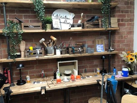 Boom Review: Kate Watson Jewellery Workshop