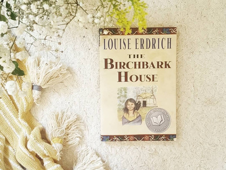 Children's Book Review: The Birchbark House by Louise Erdrich