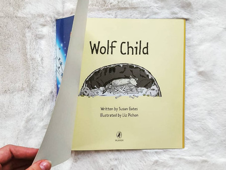 Children's Book Review: 'Wolf Child' By Susan Gates and Liz Pichon