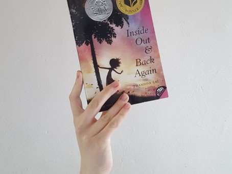 Children's Book Review: Inside Out and Back Again by Thanhha Lai