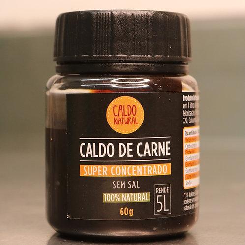 Caldo Super Concentrado de Carne (entrega para todo Brasil)
