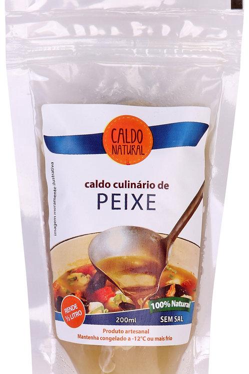 6 Caldos de Peixe - Congelado (só para cidade de São Paulo)
