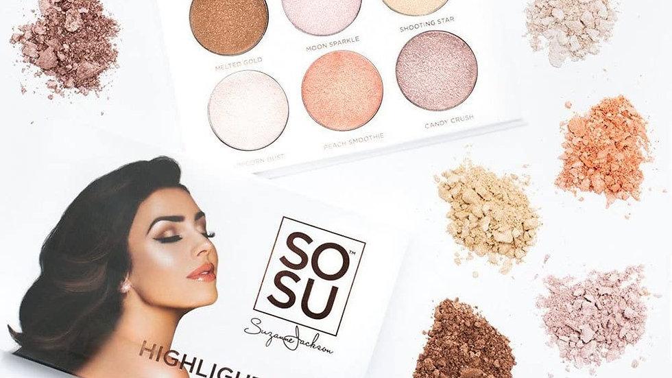 SOSU by Suzanne Jackson Highlighter Kit