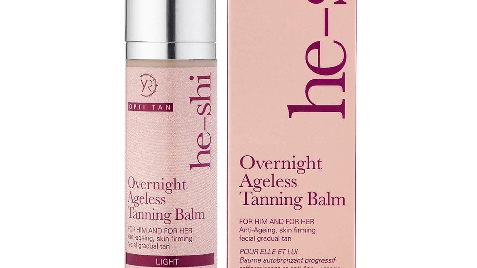 He-Shi Overnight Ageless Tanning Balm 50ml