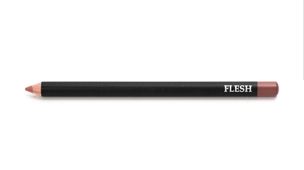 Fuschia Lip Pencil - Flesh