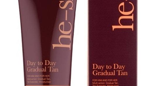 He-Shi Day To Day Gradual Tan 200ml