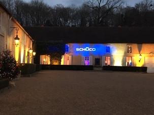 Convention SCHÜCO, le 13 décembre 2016