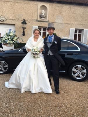 Mariage de Christophe & Hélène, samedi 2 février 2019