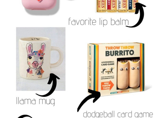 Easter Basket goodies and what not to put in an easter basket