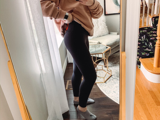 The BEST work out leggings and a pair that might surprise you