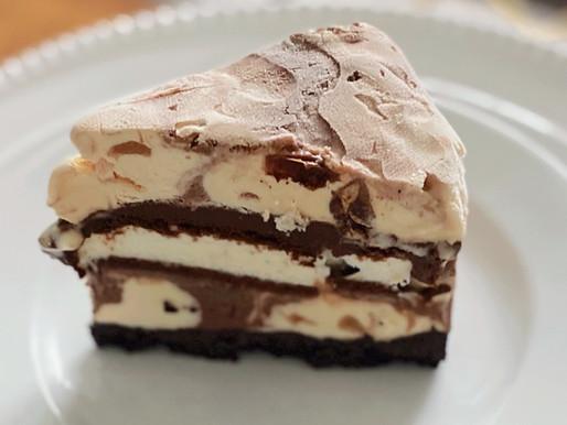 The Best Homemade Ice Cream Cake