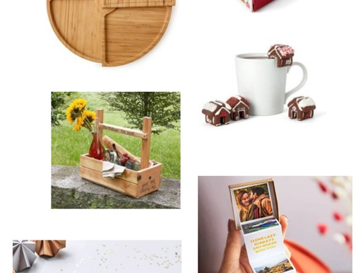 Holiday Gift Guides + Favorite Recipes