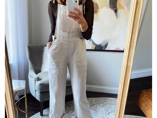 10 Ways to Style Overalls