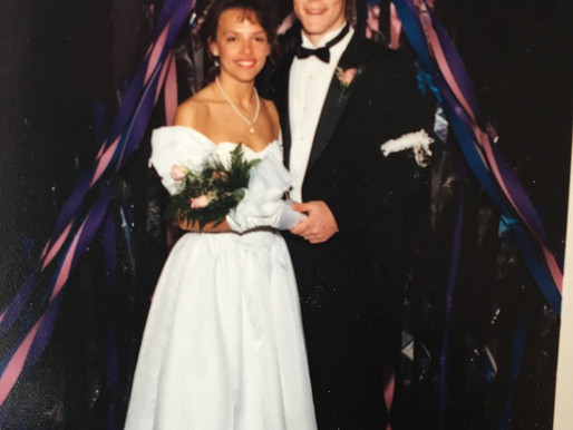 Prom 1990 vs. today Part One