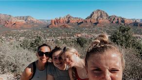 Arizona Trip + Exciting News!