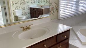 Master Bathroom Renovation - Part 1