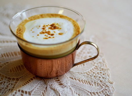 Let's Cook with <3 Today: Golden Milk