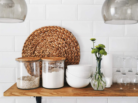 Healthy Pantry: Tips on Organizing Your Home for Maintaining a Healthy Diet