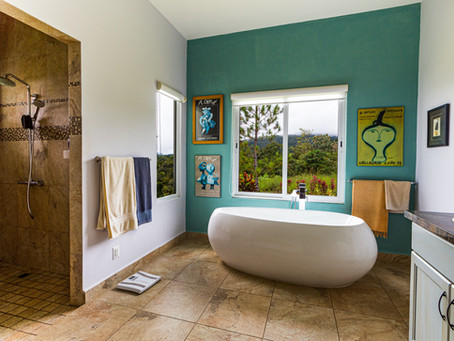 Turn Your Bathroom into a Wellness Nook