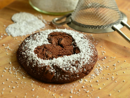 Let's Cook with <3 Today: Spiced Fragrant Cookies