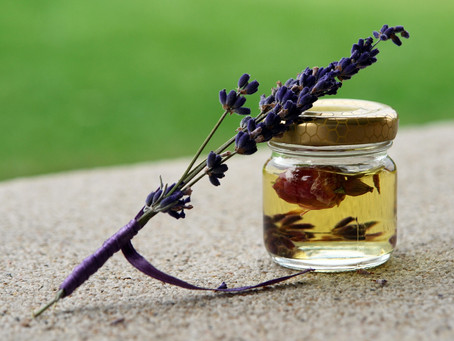 Take Care: Fragranced Lavender Oil