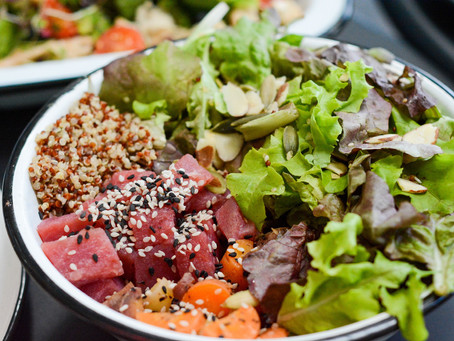 Let's Cook with <3 Today: Wild Rice Salad