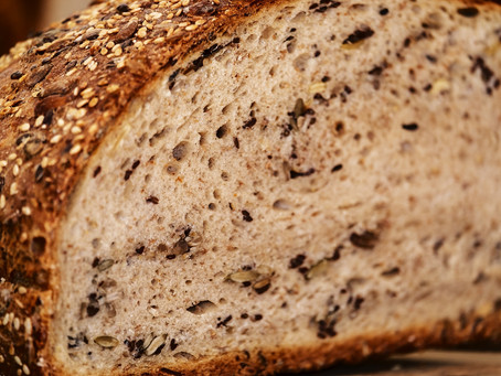 Let's Cook with <3 Today: Black Seeds Bread
