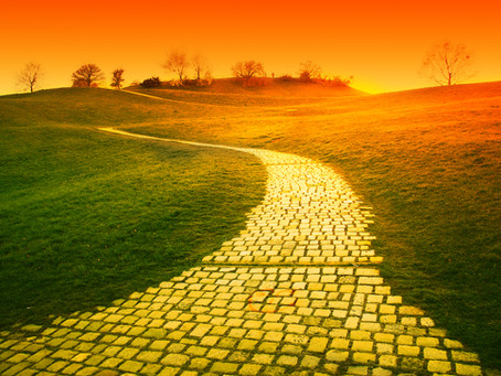 Turn Your Brick Wall into a Yellow Brick Road
