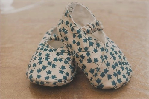 BABY SOFT SHOES 100% Cotton